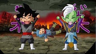 Dragon Ball - Black/Zamasu