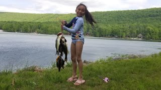 MOST FISH I EVER CAUGHT!!!