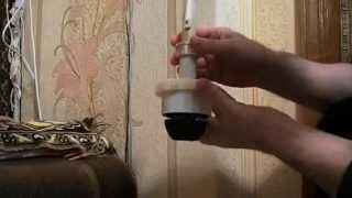 Подтекает сливной бачок(Увеличение тяжести груши для лучшего прилегания, а так же и для регулировки количества смывающей воды., 2013-03-25T07:25:28.000Z)