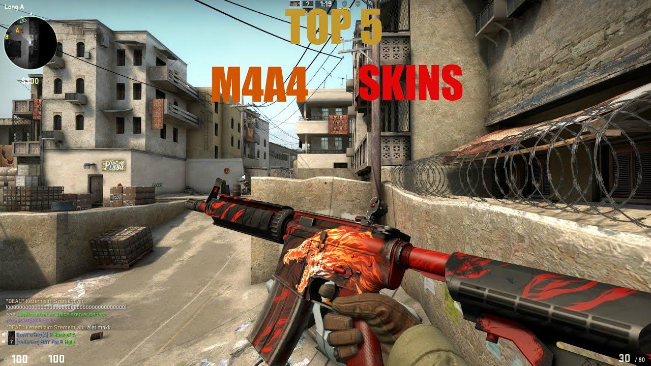 Cs go skins 4 tfa cs go m4a4 skin pack