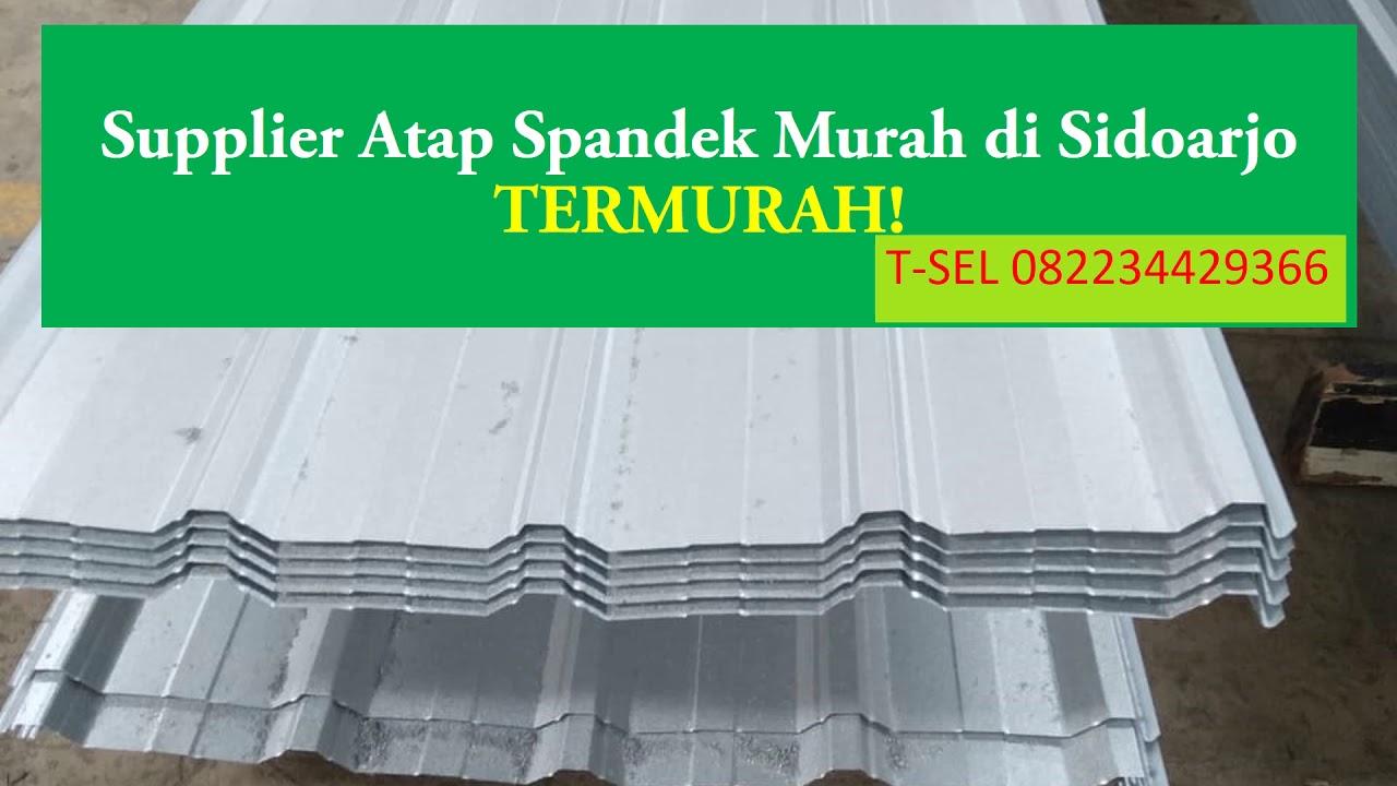harga atap baja ringan paling murah termurah distributor genteng di sidoarjo