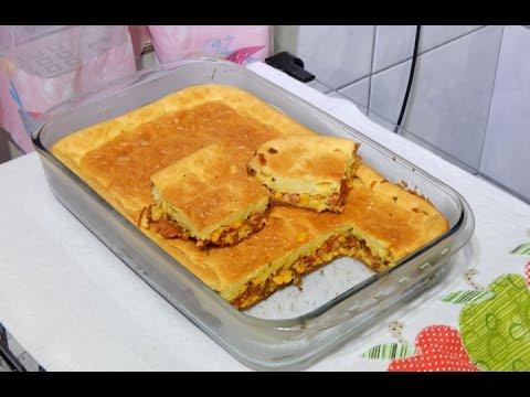 [ESPECIAL FESTA JUNINA] TORTA CAIPIRA SIMPLES | RECEITAS DA CRIS