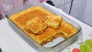 [ESPECIAL FESTA JUNINA] TORTA CAIPIRA SIMPLES   RECEITAS DA CRIS