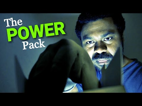 "ASMR Robot Repair Roleplay ""The POWER Pack"" 