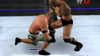 WWE Impact 2012 Pc - Extreme Moments | Part 1