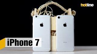 iPhone 7 — обзор нового смартфона от Apple(, 2016-09-20T09:22:53.000Z)