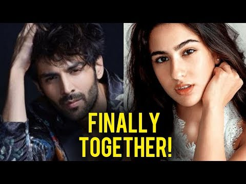 Kartik Aaryan And Sara Ali Khan FINALLY Come Together But This Time For A Movie?