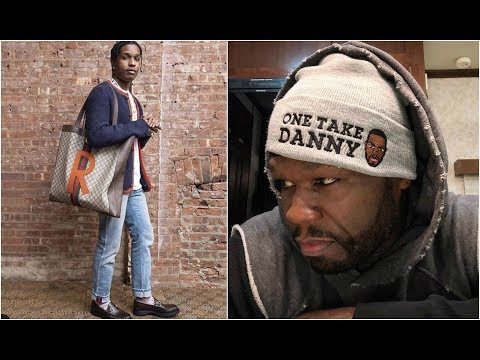 50 Cent ROAST ASAP Rocky For Wearing A Purse Mp3