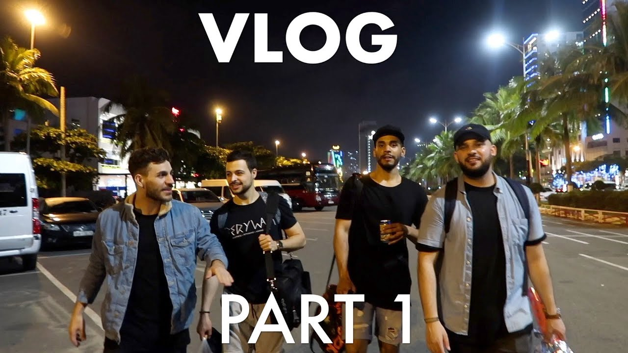 Berywam // Vietnam and Thailand - Vlog #1