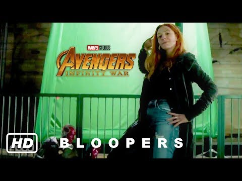 Avengers: Infinity War - Gag Reel (Bloopers & Outtakes) from YouTube · Duration:  42 seconds