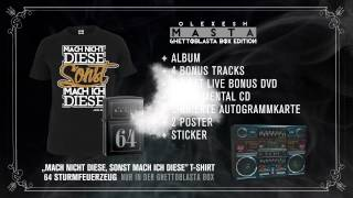 Olexesh - NACHTAKTIV (prod. von Beatcoloss) [Exclusive Freetrack]