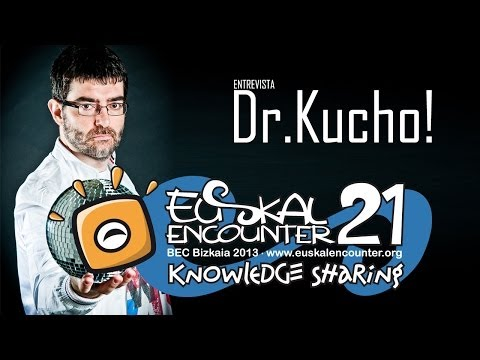 Euskal Encounter 21 | Dr.Kucho! interview