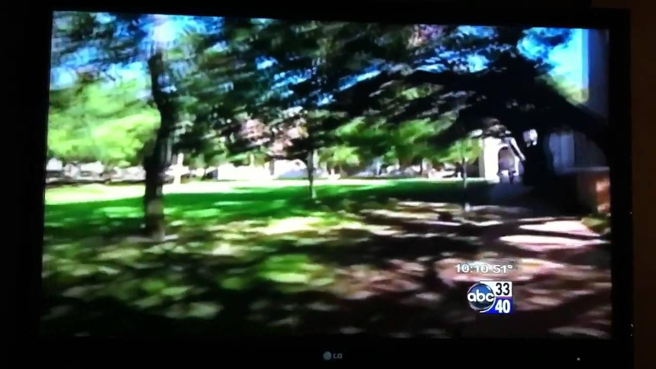 Brenda Ladun looses it on ABC 33/40 News @ 10