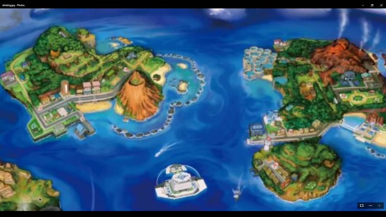 pokemon sun moon a a map analysis youtube