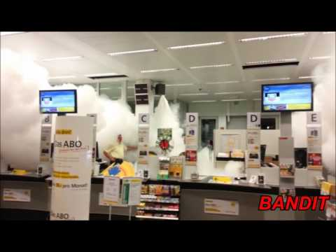 Large retail store protected with Fog Bandit