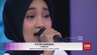 "Fatin Nyanyikan Single ""Jingga"""