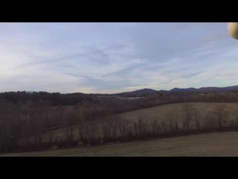 Drone footage of Fletcher Park NC