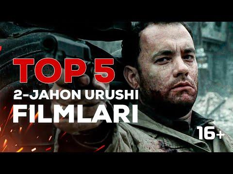 TOP 5 IKKINCHI JAXON URUSHI HAQIDA ENG YAXSHI FILMLAR | ТОП 5 ИККИНЧИ ЖАХОН УРУШИ ХАКИДА ФИЛМЛАР #4
