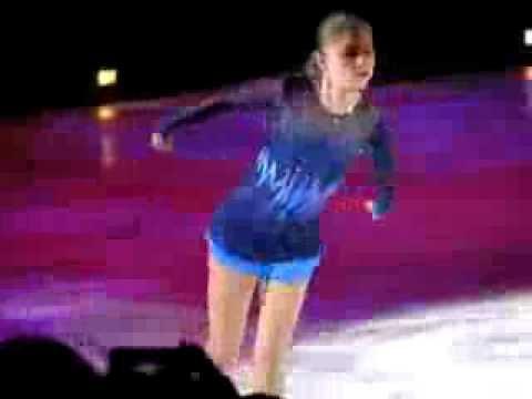 Юлия липницкая видео не отрекаются любя фото 116-877