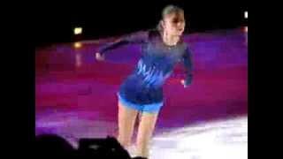 Olympic Champions show in Moscow 2014 Yulia Lipnitskaia Юлия Липницкая Не отрекаются любя