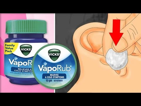 10 Suprising Uses of Vicks VapoRub You didn't Know
