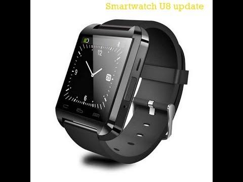 U8 Smartwatch firmware update (fix Restarting)