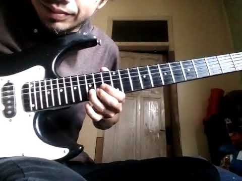 Guitar Lesson The Wind That Shakes The Heart(Andy James)Part 1
