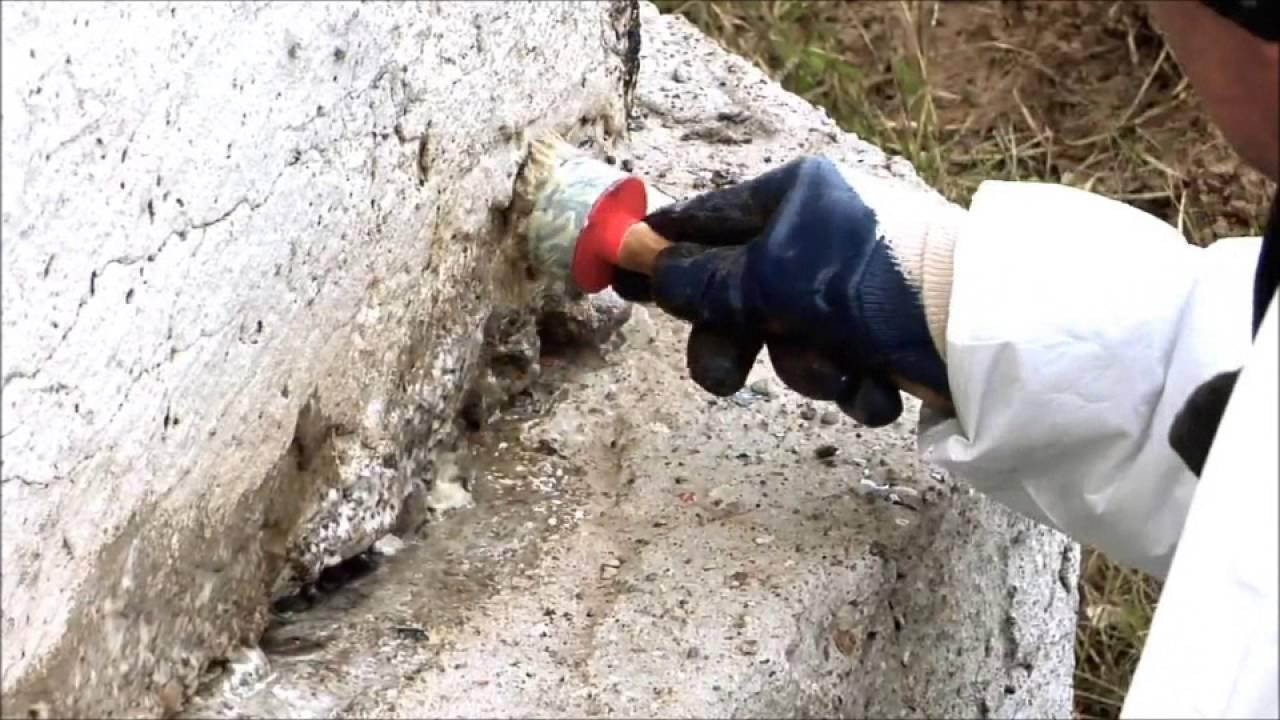 Полимерно цементным раствором миксер бетон фото