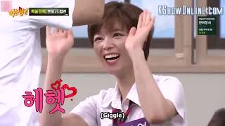 You Won't Believe What Jeongyeon Did To The Bros   Knowing Bros Ep 27   TWICE in Ask Us Anything