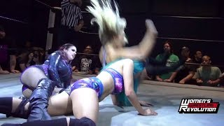 Download Video [Free Match] Taeler Hendrix & Alexxis vs. Team Sea Stars | Women's Wrestling Revolution #AdiosAurora MP3 3GP MP4