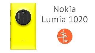 Nokia Lumia 1020: 41 Мпикс в мобильнике. Видеообзор