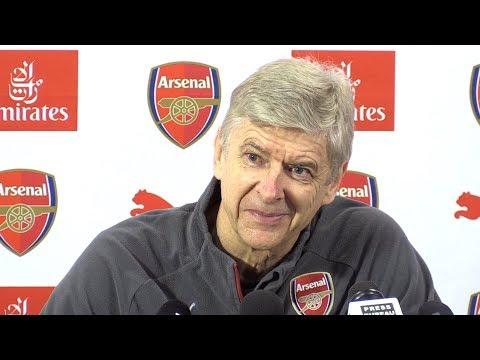 Arsene Wenger Pre-Match Press Conference - Arsenal v Crystal Palace - Sanchez To Man Utd 'Likely'