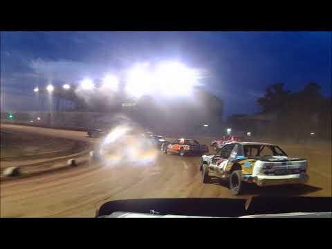 9/15/17 Luxemburg Speedway Street Stock Heat 1 #71 Edward Anschutz