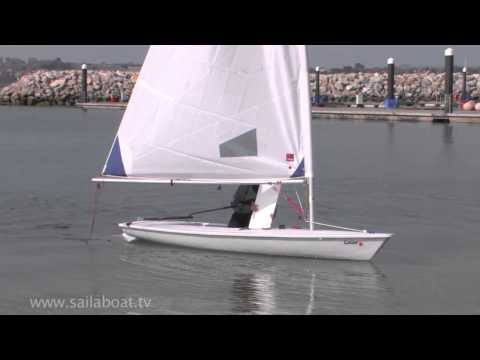 How to Sail - Single Handed Beach Recovery: Part 4 of 5: Offshore Wind