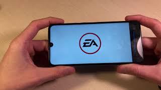 Игры Huawei P Smart 2019 (GTA:SanAndreas, PUBG:Mobile, NFS:MostWanted)