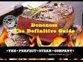 Doneness The Definitive Guide - Perfect Steak Co.