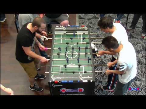 P4P Hessen '15 - OD Finale - David Detre / Carsten Brede – Phillip Pauli / Leonardo Stammera