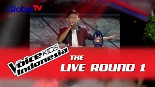 Genta &quotLost Boys&quot I The Live Rounds I The Voice Kids Indonesia GlobalTV 2016