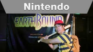 EarthBound at San Diego Comic-Con 2013