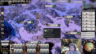 [08/06/2019]0h Total war treekingdoms tiep' nha, end game chi trong 12 tieng'