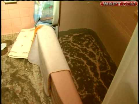 sewage backup forces jackson family out of home youtube