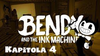 Bendy mě zachránil??? - Bendy and the Ink Machine - Díl 2