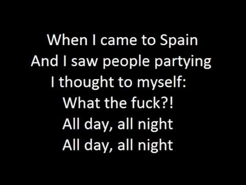 Sak Noel - Loca People (Official Lyrics)