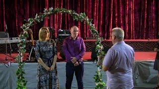 Праздничное служение. Венчание Валерия и Ольги (15.09.2016)