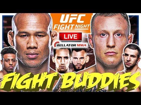 🔴 UFC FORT LAUDERDALE SOUZA VS HERMANSSON + HARDY VS SMOLIAKOV & BELLATOR 220 LIVE FIGHT REACTION!