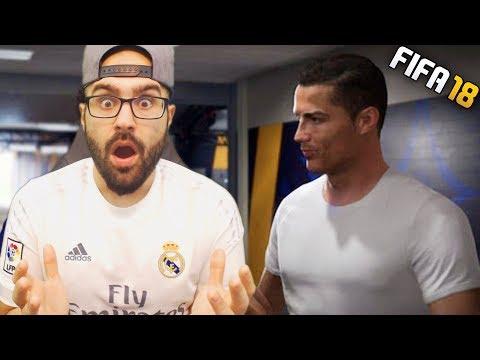 RIP CRISTIANO RONALDO & BALE? - FIFA 18 REAL MADRID CAREER MODE