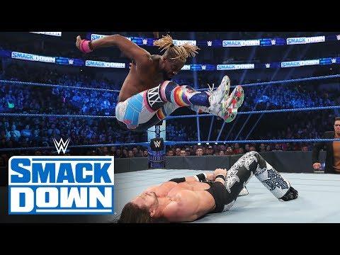 Kofi Kingston vs. John Morrison: SmackDown, Jan. 24, 2020