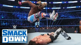 Kofi Kingston vs. John Morrison: SmackDown, Jan. 24, 2020