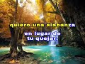 KARAOKE  EL alfarero