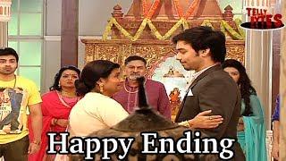 Video #HappyEnding | Thapki Pyaar Ki FINAL SHOT! download MP3, 3GP, MP4, WEBM, AVI, FLV November 2018